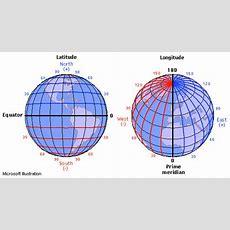 Understanding Latitude And Longitude