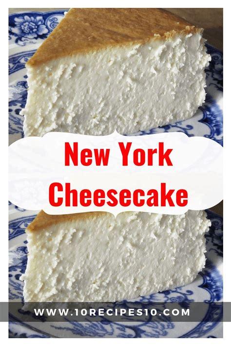 york cheesecake   essen und trinken essen kuchen
