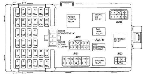 Hyundai Fuse Box Diagram Auto Genius