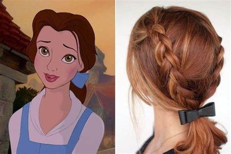 belle beauty   beast   hair styles hair