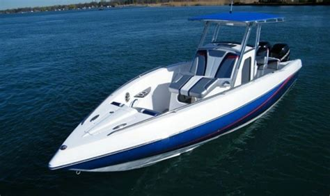 Center Console Performance Boats by Sunsation 29 Ccx Flying With Boats