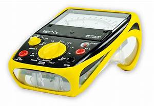 Multimeter Analogue 12