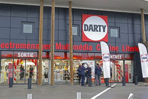 magasin darty cuisine ouverture du 65ème magasin franchisé darty en métropole