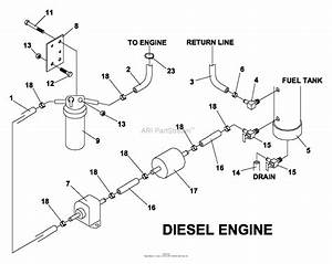 F250 Diesel Fuel System Diagram
