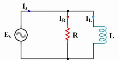 Circuit Parallel Rl Diagram Circuits Formulas Power