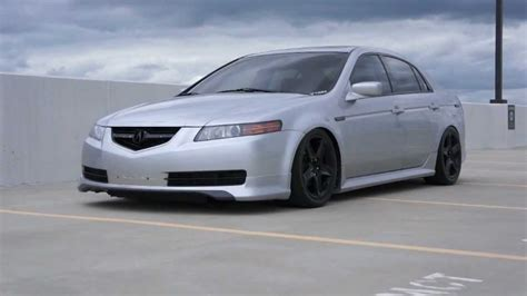 acura tl from black to white short version youtube