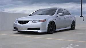 Acura Tl  From Black To White  Short Version