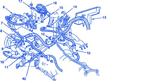 Chevrolet Truck Wire Harness Electrical