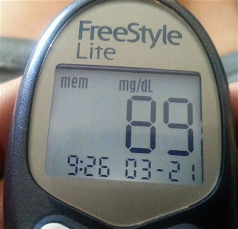 blood sugar meter freestyle lite review  relion micro