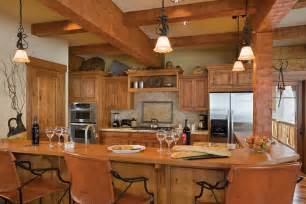 log cabin kitchen designs kitchen design photos