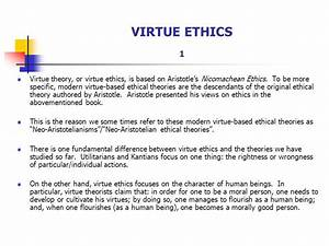 Importance Of English Language Essay Virtue Ethics Essay A Level  Best Business School Essays also Narrative Essay Thesis Statement Examples Virtue Ethics Essay How Can I Start My Personal Statement Virtue  Essay Writing Examples English