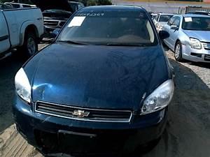 Used 2007 Chevrolet Impala Rear Body Bumper Assembly Rear
