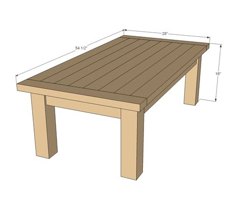 woodwork coffee table  storage woodworking plans  plans