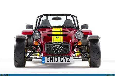 Ausmotive.com » Caterham Seven 620r Revealed