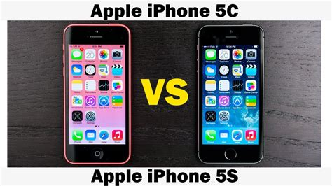 iphone 5c vs iphone 5s iphone 5c vs iphone 5s in depth comparison 17442
