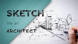 Published, Sketch, Like, An, Architect, Step