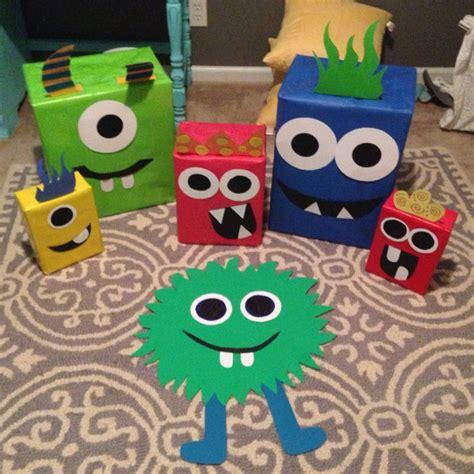 ideas  monster decorations  pinterest