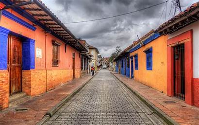 Colombia Bogota Candelaria Wallpapers Guyana Colombian Safe