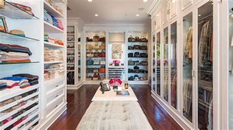 Large Closets by 75 Cool Walk In Closet Design Ideas Shelterness