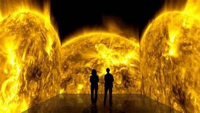 Nasa Sun Without Solarium Close Sunshine Solar