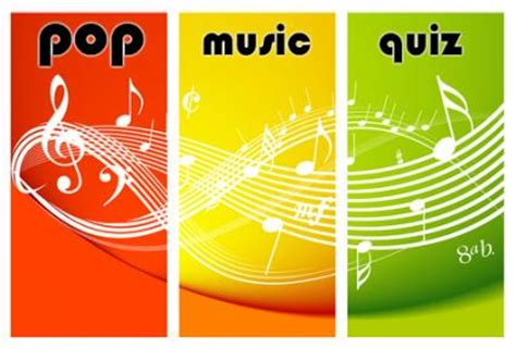 The world's largest collection of music trivia quizzes. Free Pop Music Quiz Questions