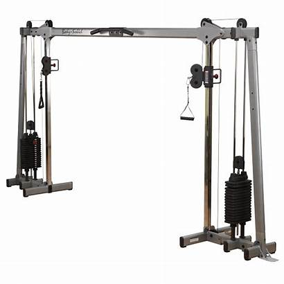 Cable Crossover Solid Equipment Strength Dual