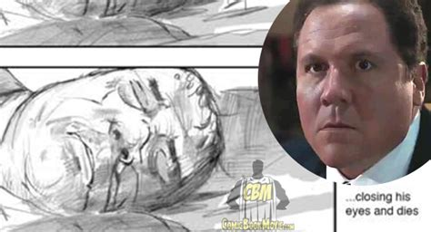jon favreau death iron man 3 happy hogan jon favreau was supposed to die