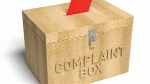 All State Schools To Now Have Complaint Boxes