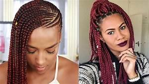 African Braids Hairstyles For Black Women 2019 Trendy