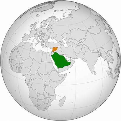Saudi Arabia Wikipedia Syrians Syria Projection