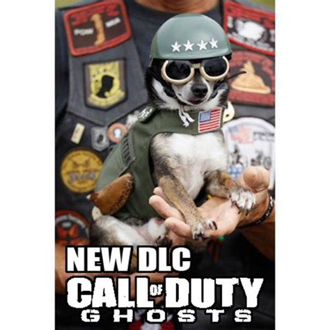 Call Of Duty Dog Meme - new cod dlc call of duty dog know your meme
