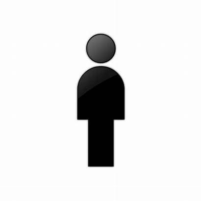 Person Icon Human Persons Symbol Transparent Background