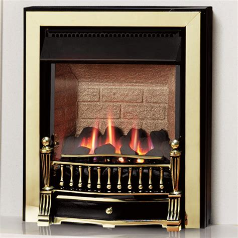 Gas Fireplace Inset