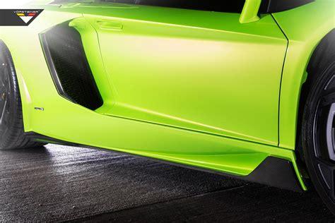 Meet Vorsteiners The Hulk Lamborghini Aventador