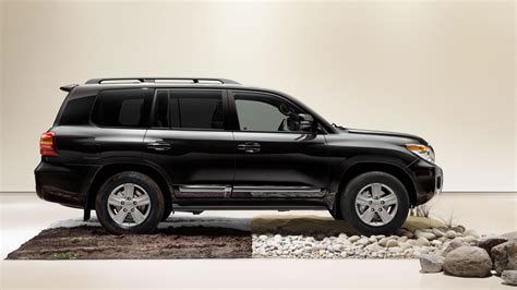 6 2014 Toyota Land Cruiser Hd Wallpapers