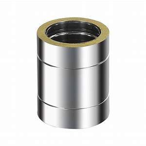 Tubage Inox Double Paroi 150 : conduit de chemin e en inox adt double paroi 150 tuyau 250 mm ~ Premium-room.com Idées de Décoration