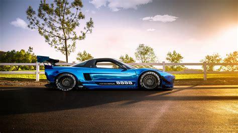 car, Tuning, Honda NSX Wallpapers HD / Desktop and Mobile ...