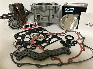 Raptor 660 719cc 12 5 1 Hi Comp Piston Big Bore Stroker