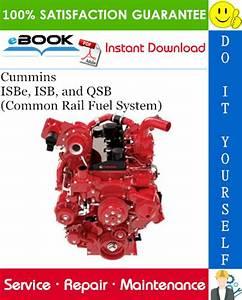 Cummins Isbe  Isb  And Qsb  Common Rail Fuel System