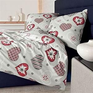 Bettwäsche Biber Rot : sch ne bettw sche aus biber rot 155x220 von janine bettw sche ~ Markanthonyermac.com Haus und Dekorationen