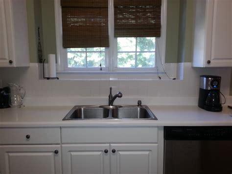 4 inch granite backsplash or tile