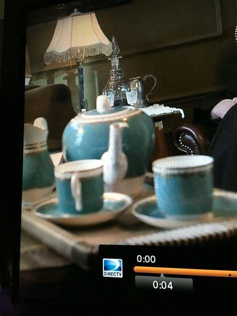 classic coffee and tea set blue tea set from brown tea leaves teas