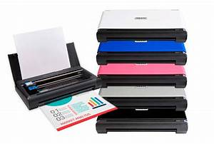 mobile printers for a car or travel wireless photo With best portable document printer