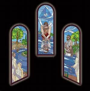 Gregory Effinger   Baptism of Christ   Oil Painting ...