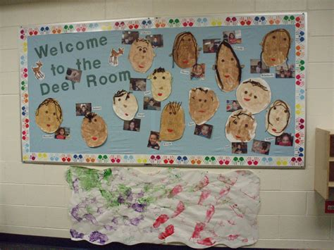 multicultural paint activity and bulletin board display 732 | 980a62f162d33dac53310f6cb75fd398