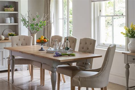 Extended Dining Room Tables malvern extending dining table crown furniture