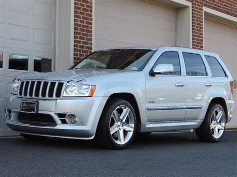 jeep grand cherokee srt stock   sale