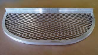 Decorative Air Return Grates by Aluminum Window Aluminum Window Well Grates