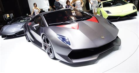 ultra light lamborghini sesto elemento     million