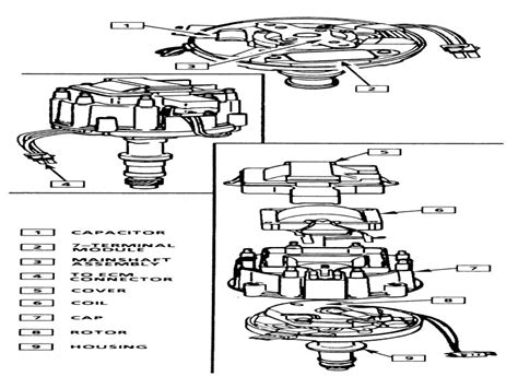 Chevrolet Hei Distributor Wiring Diagram Forums